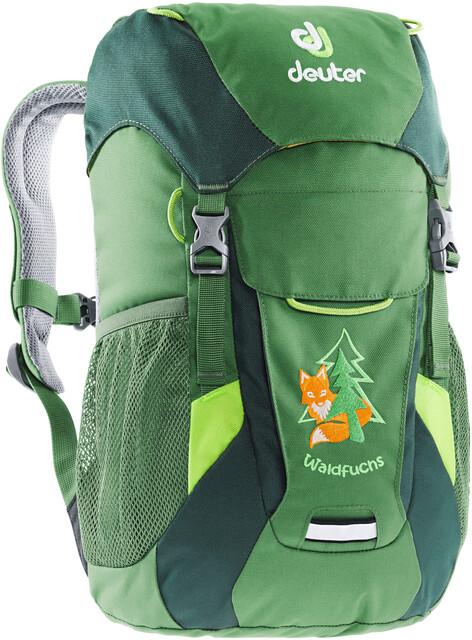 Deuter Waldfuchs Backpack 10l Barn LeafForest | Gode tilbud